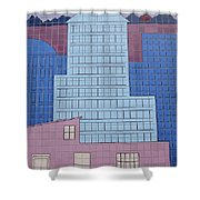 Interstate 10 Project Outtake_0020160 Shower Curtain