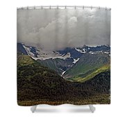 Into It Shower Curtain