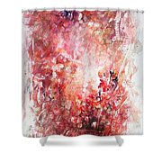 Into The Enchantment Shower Curtain