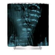 Into The Lull  Shower Curtain