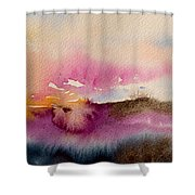 Into The Mist II Shower Curtain