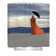 Into The Mystic 5 Shower Curtain