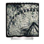 Intrinsical Shower Curtain