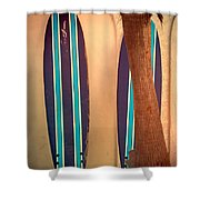 Introvert And Extrovert Shower Curtain