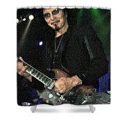 Iommi Shower Curtain