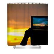 Ipad Photography Shower Curtain