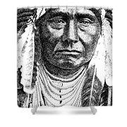 iPhone-Case-Chief-Joseph Shower Curtain