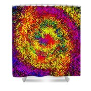 Iphone Cases Artistic Designer Covers For Your Cell And Mobile Phones Carole Spandau Cbs Art 143 Shower Curtain by Carole Spandau