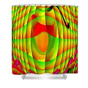 Iphone Cases Artistic Designer Covers For Your Cell And Mobile Phones Carole Spandau Cbs Art 152 Shower Curtain by Carole Spandau