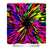 Iphone Cases Colorful Floral Abstract Designs Cell And Mobile Phone Covers Carole Spandau Art 159 Shower Curtain