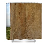 Iran Cyrus The Great Shower Curtain