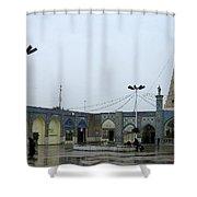 Iran Daniel Tomb Shower Curtain