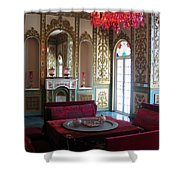 Iran Golestan Palace Interior  Shower Curtain