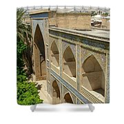 Iran Shiraz Mosque And School Shower Curtain