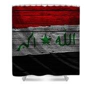 Iraq Shower Curtain