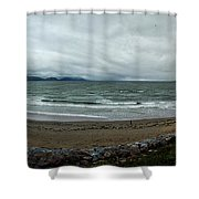 Ireland Atlantic Ocean Shower Curtain