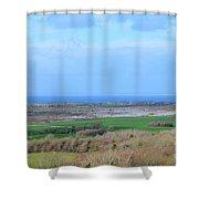 Ireland Landscape Shower Curtain