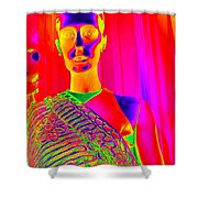 Iridescent Beauty Shower Curtain