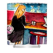 Irina Bloom For Iphone Case Shower Curtain
