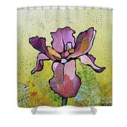 Iris II Shower Curtain