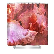 Iris Moods 2 Shower Curtain