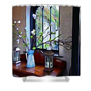 Irish Elegance Shower Curtain