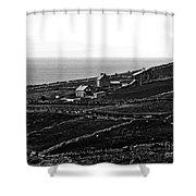 Irish Farm I - The Real Survivors Shower Curtain