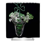 Irish Spring Shower Curtain