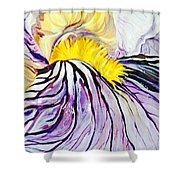 Irisiris Shower Curtain