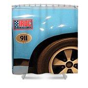 Iroc 911 Rsr Shower Curtain