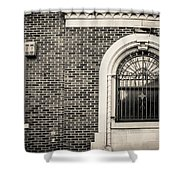 Iron Arches Shower Curtain