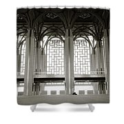 Iron Mosque Shower Curtain