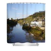 Ironbridge Village Shower Curtain