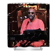 Isaac Hayes Shower Curtain