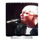Isaac Slade Shower Curtain