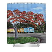 Isabela Puerto Rico Shower Curtain