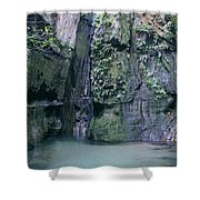 Isalo National Park 3 Shower Curtain