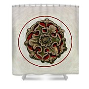 Islamic Art 02 Shower Curtain