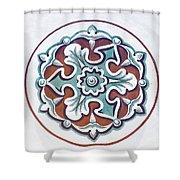 Islamic Art 03 Shower Curtain