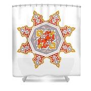 Islamic Art 08 Shower Curtain