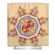 Islamic Art Shower Curtain