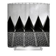 Islamic Geometry Shower Curtain
