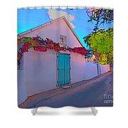 Island Home Shower Curtain