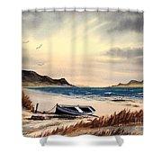 Isle Of Mull Scotland Shower Curtain