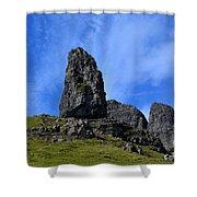 Isle Of Skye Landscape Shower Curtain