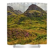 Isle Of Skye Shower Curtain