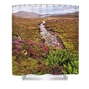 Isle Of Skye Scotland Shower Curtain