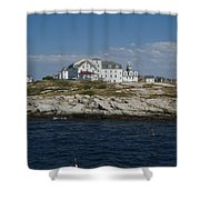 Isles Of Shoals 2 Shower Curtain