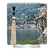 Isola Bella Beauty Shower Curtain