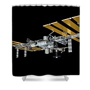 ISS Shower Curtain